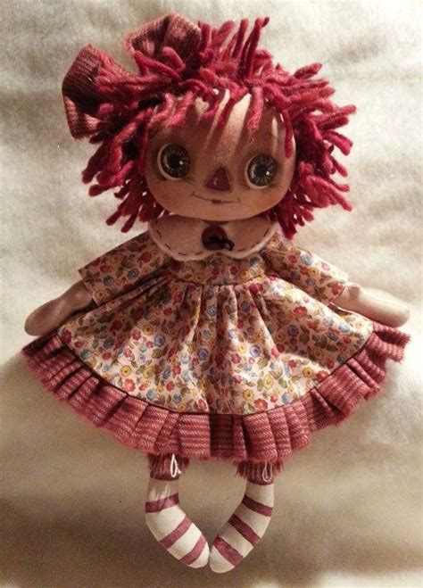 Handmade Raggedy Dolls - 1000 images about raggedy cloth doll on