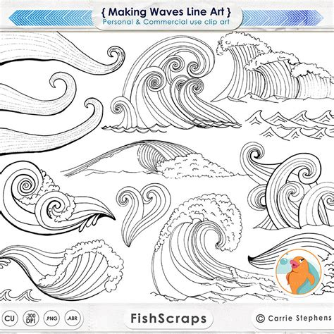 wave line drawing line drawing of a wave free the sea clipart wave line pencil and in color the sea