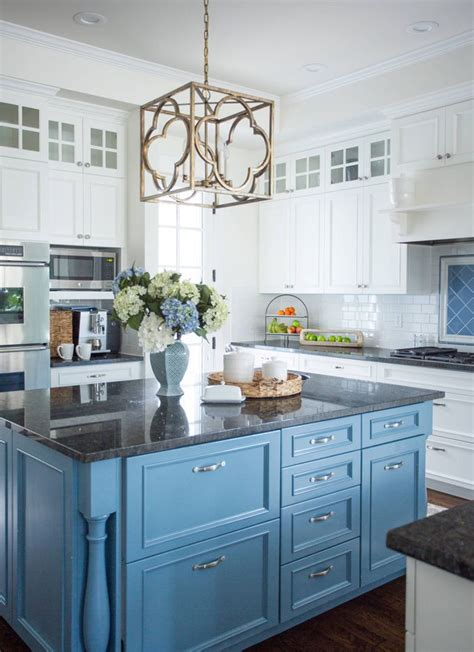 turquoise kitchen island 2647 best images about cool kitchens on house