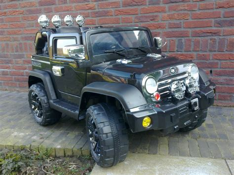 2dehands Kinderauto by Wrangler Jeep 12v Rc Voor 1