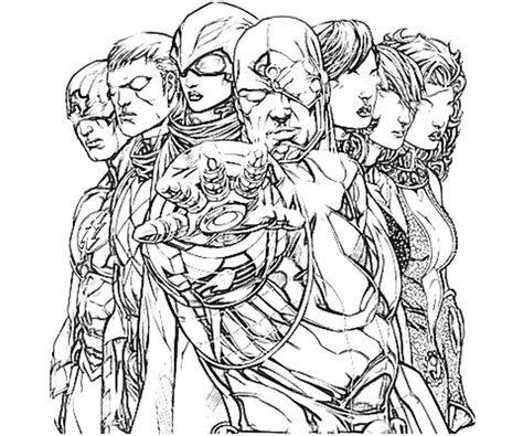Dc Coloring Pages dc coloring pages coloring home