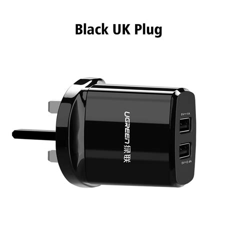 G U Travel Adapter Usb מוצר 5v3 4a universal usb charger ugreen travel wall