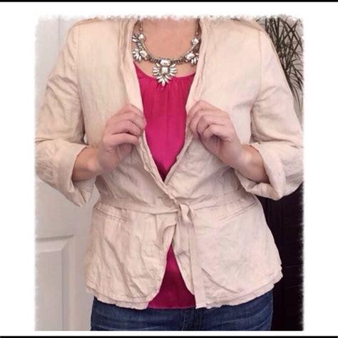 blush colored blazer loft loft blush colored blazer from s closet