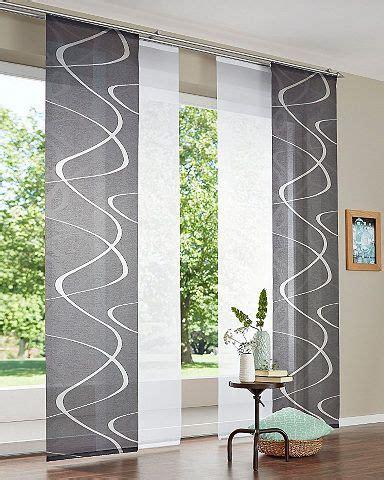 schiebevorhänge schlafzimmer 25 best ideas about gardinen wohnzimmer on