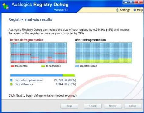 registry defrag windows registry defragment tools to clean up windows registry