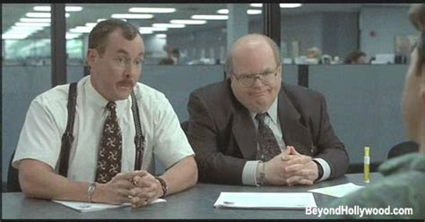 Office Space Bobs What The Hell Is Wrong With You I