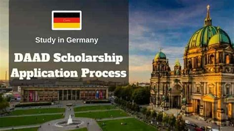 Daad Scholarship For Mba In Germany by How To Apply For Daad Scholarship In Germany