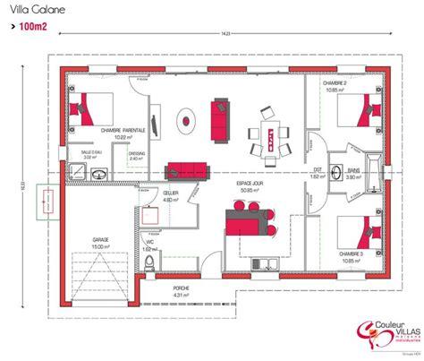 Plan De Maison Moderne by Les 20 Meilleures Id 233 Es De La Cat 233 Gorie Plans De Maisons