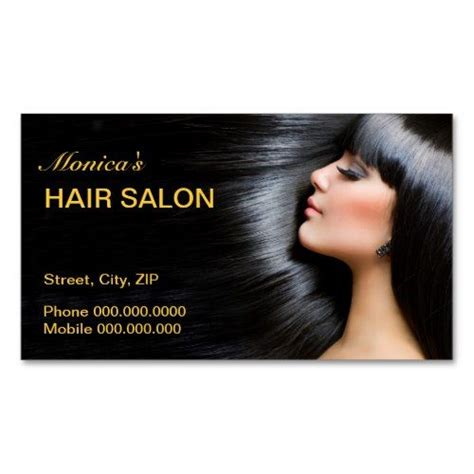 Free Business Card Templates Hair Salon by The World S Catalog Of Ideas