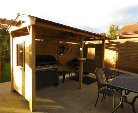 Backyard Bbq Sheds Bbq Shelter Design Build Miscellaneous
