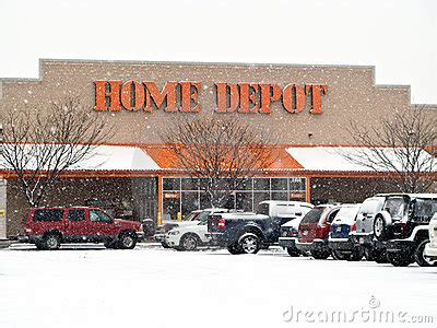 Home Depot Time by Home Depot Editorial Stock Photo Image 7930343