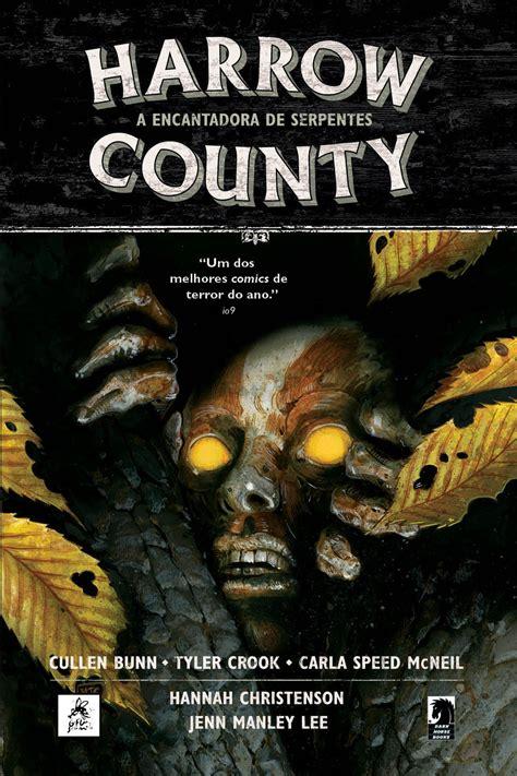 harrow county 3 doctor bedeteca portugal harrow county 3 a encantadora de serpentes