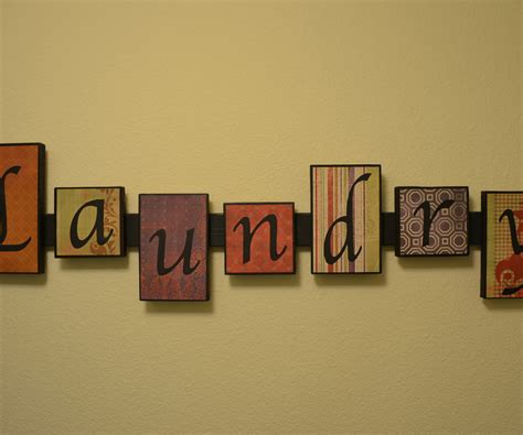 Laundry Room Wall Decor Laundry Room Wall 5