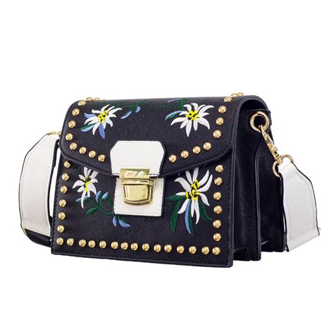 Embroidered Crossbody Bag buy wholesale embroidered book bags from china