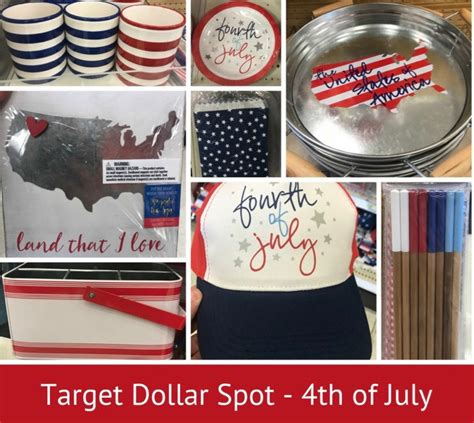 target dollar spot target dollar spot new items for 4th of july all things