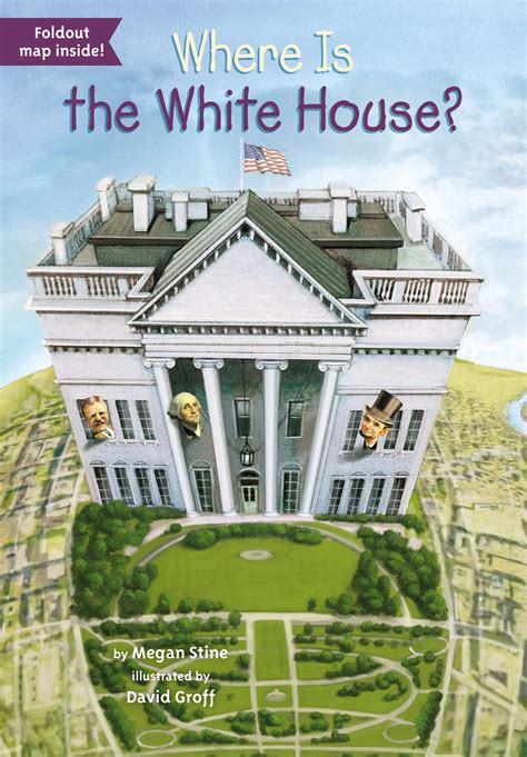 the book house where is the white house penguin books