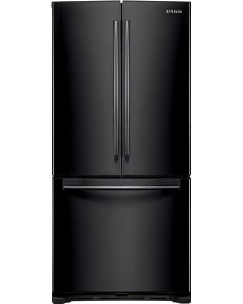 Samsung Door Fridge Not Cooling by Samsung Rf20hfenbbc 20 Cu Ft Door Refrigerator W