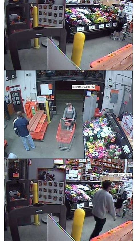 2 sought in theft assault at home depot in pleasanton