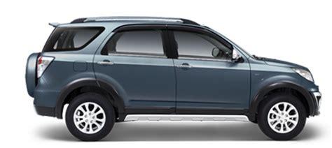 Kas Rem Mobil Daihatsu Terios harga dan spesifikasi all new terios januari 2015 mobil