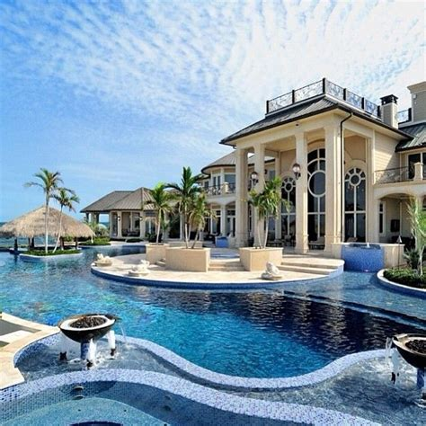 luxury homes my backyard could look like pinterest the 25 best beach mansion ideas on pinterest luxury