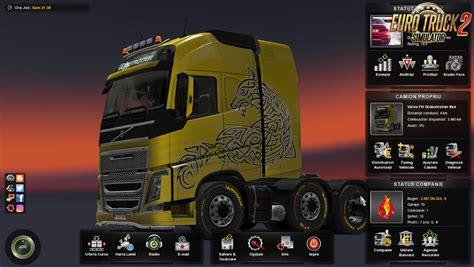 euro truck simulator 2 save game no mod save game level 151 v1 0 by cosmin05 1 27 x 187 download