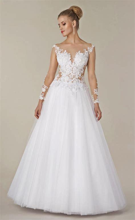 Brautkleider Aus Spitze brautkleid mit spitze knopfleiste kleiderfreuden
