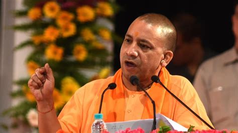 biography of yogi adityanath yogi adityanath age wife biography profile political