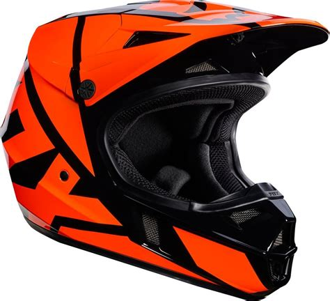 youth motocross helmets 119 95 fox racing youth v1 race mx motocross helmet 995527