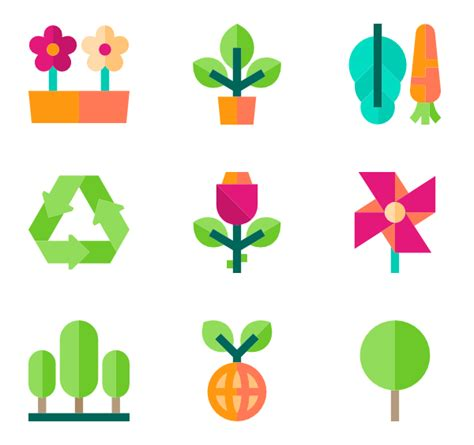 Garden Icon by Gardening Icons 8 881 Free Vector Icons