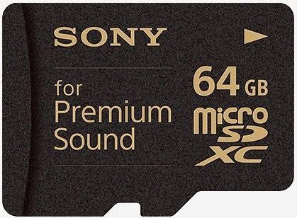Sony 64gb Sr 64uza T Micro Sd Memory Card Murah sony hopes its upcoming premium sound microsd card will