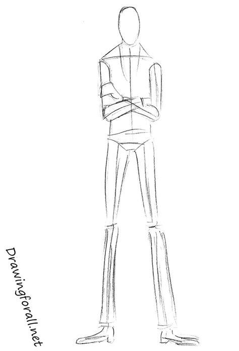 draw slenderman drawingforallnet