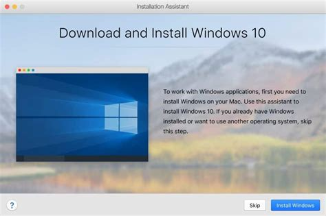 install windows 10 mac how to install windows 10 on mac for free
