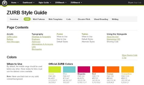 style guide zurb 11 things you didn t about foundation
