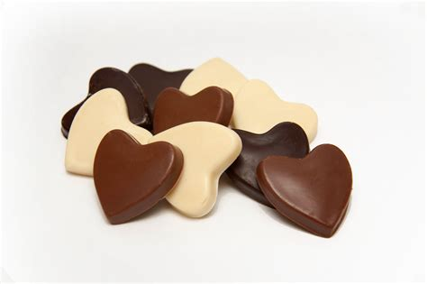 chocolate hearts chocolate now possible thanks to science the