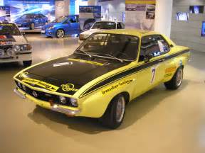 Opel Manta Parts Opel Manta Technical Details History Photos On Better