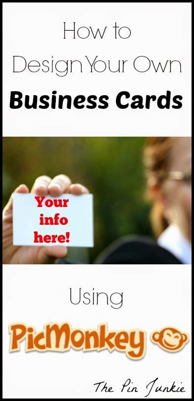 how to make my own card how to make your own business cards
