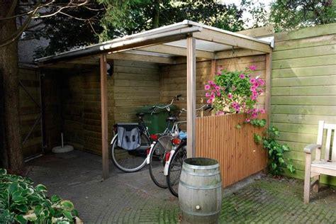 kleiner pavillon für balkon 43 besten fietsenhok bilder auf balkon bogen