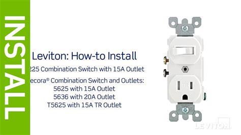 leviton presents how to install a combination device with