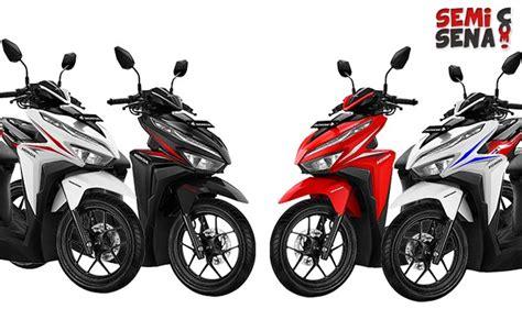 Honda Vario 125 Cbs harga honda vario 125 esp review spesifikasi gambar