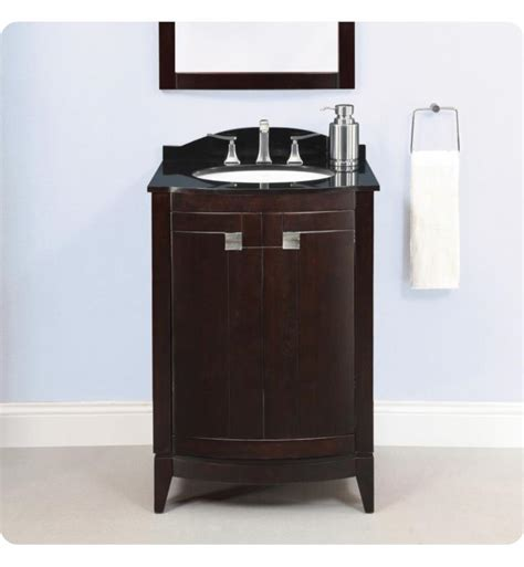 Bathroom Vanities Without Countertops by Decolav 5240 Esp Gavin 24 Quot Espresso Bathroom Vanity