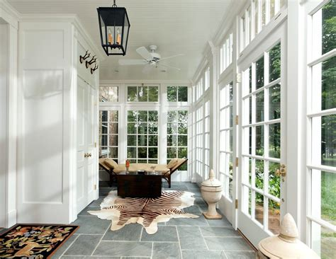sunroom door bifold door images sunroom traditional with patio doors patio doors coffered ceiling