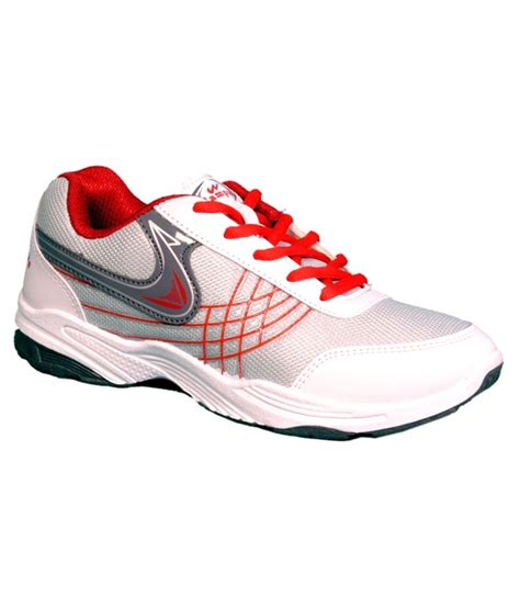 white sports shoes for price in india buy