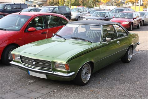 S C Records Opel Rekord Photos Informations Articles Bestcarmag