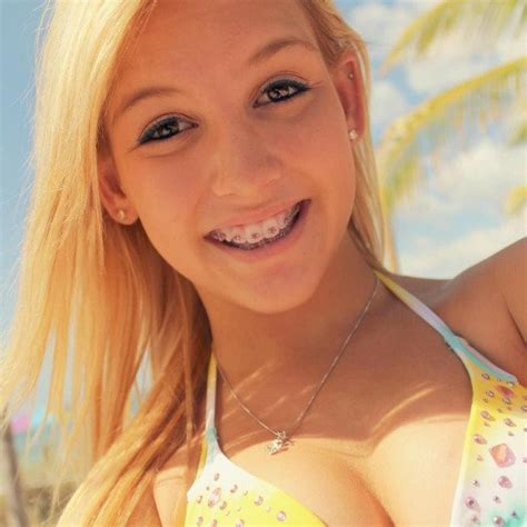young teen girl face with braces girls with braces girlswithbraces twitter