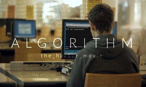 film hacker top algorithm movie about a hacker who breaks the top secret