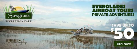 palm beach boat show coupon code everglades private airboat rides and tours discount