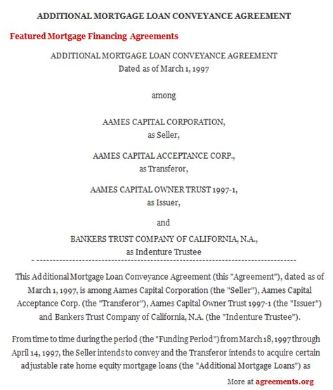 Agreement Template Category Page 57 Efoza Com Home Equity Loan Agreement Template