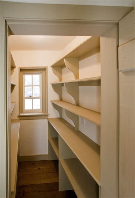 Building Pantry Shelves by Pantry Shelves Traditional Kitchen Philadelphia By Fredendall Building Company