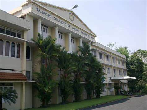 List Of Ernakulam Mba Colleges by Fee Structure Of Rajagiri College Of Social Sciences Rcss