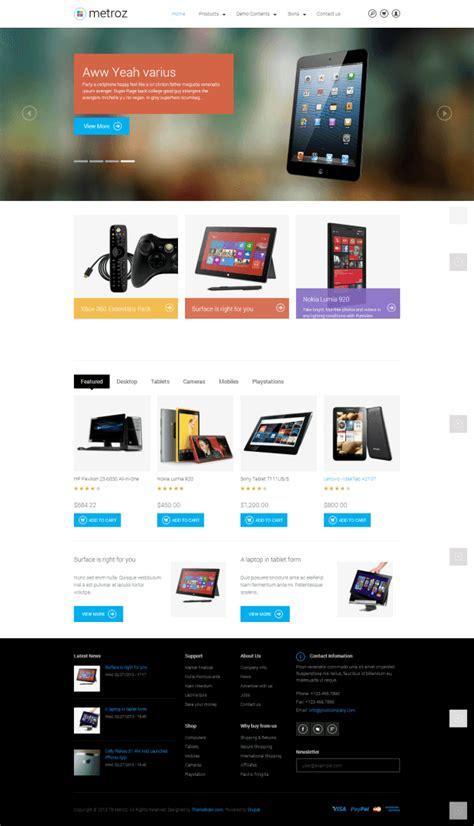 20 best responsive ecommerce drupal themes